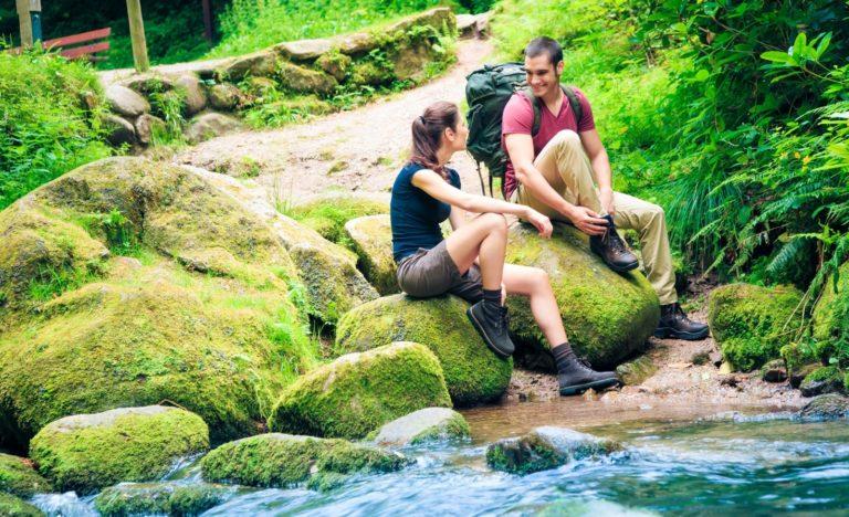 Wandern in deutschen Nationalparks
