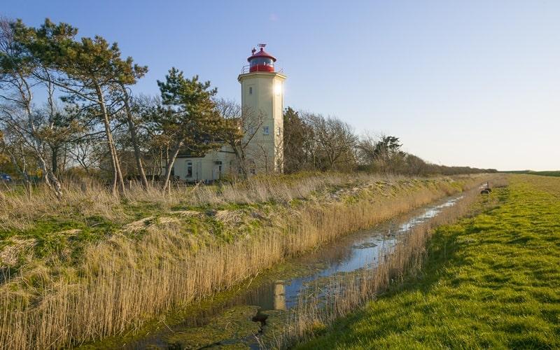 Naturschutzgebiete Fehmarn