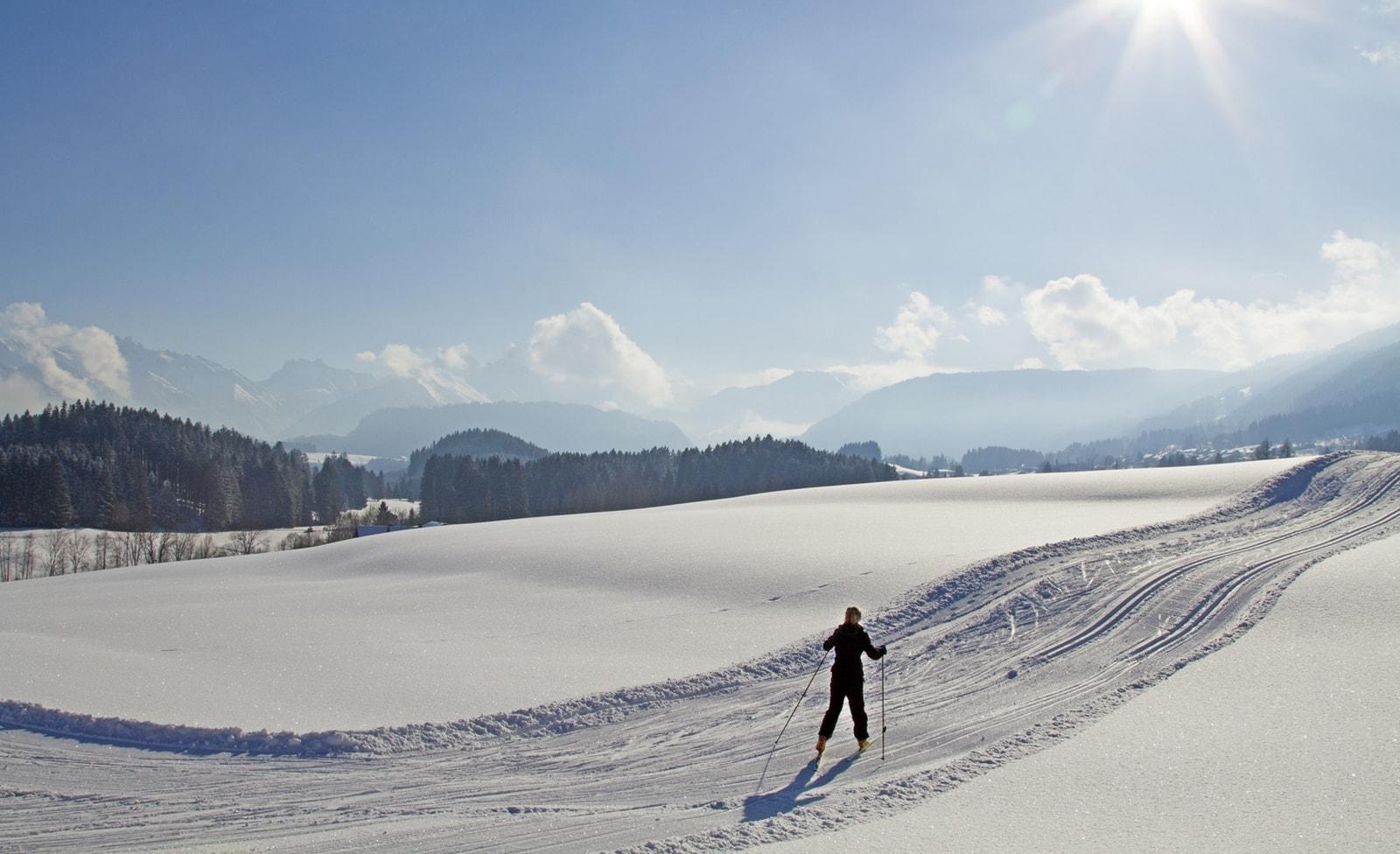 Skigebiet Ofterschwang