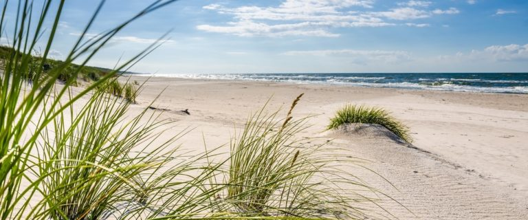 Strand und Dünen