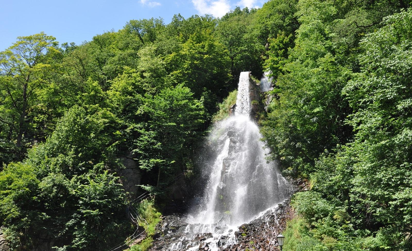 Wasserfall in Thüringen