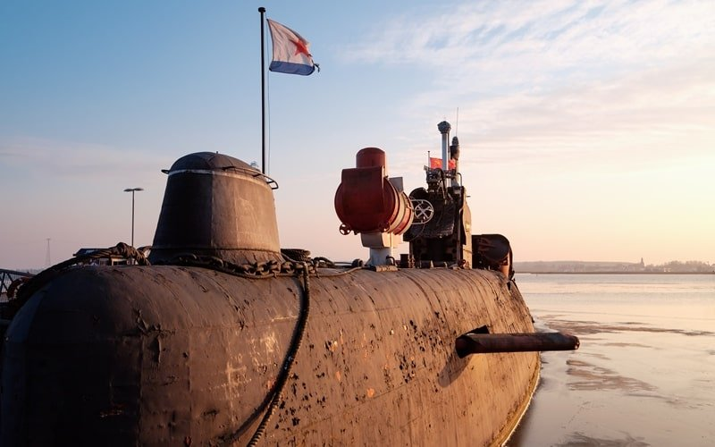 U-Boot Peenemünde