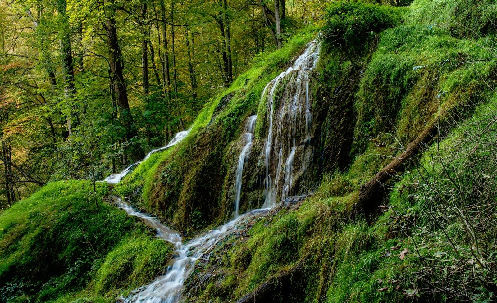 Wasserfall bei Bad Urach