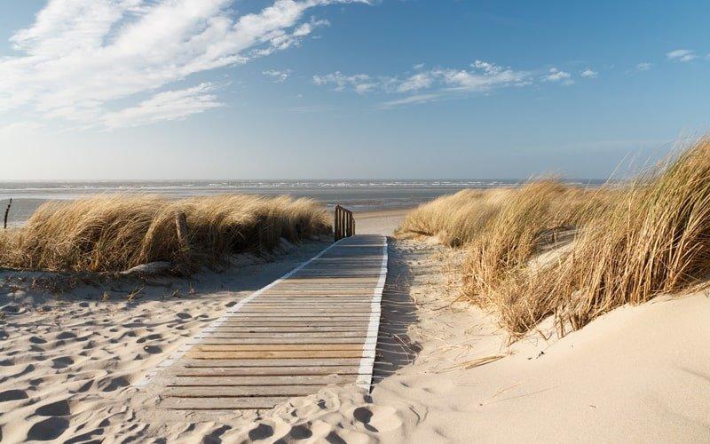 Urlaub in Deutschland am Meer