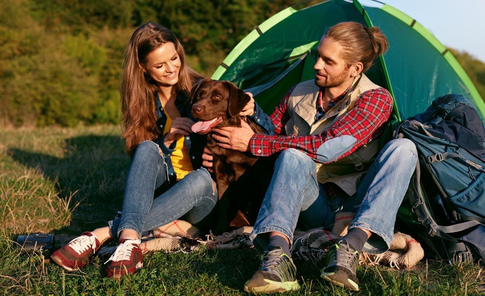 Urlaubsregionen mit Hund