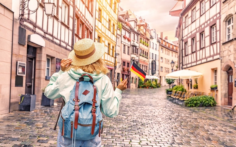 Urlaubsziele in Deutschland