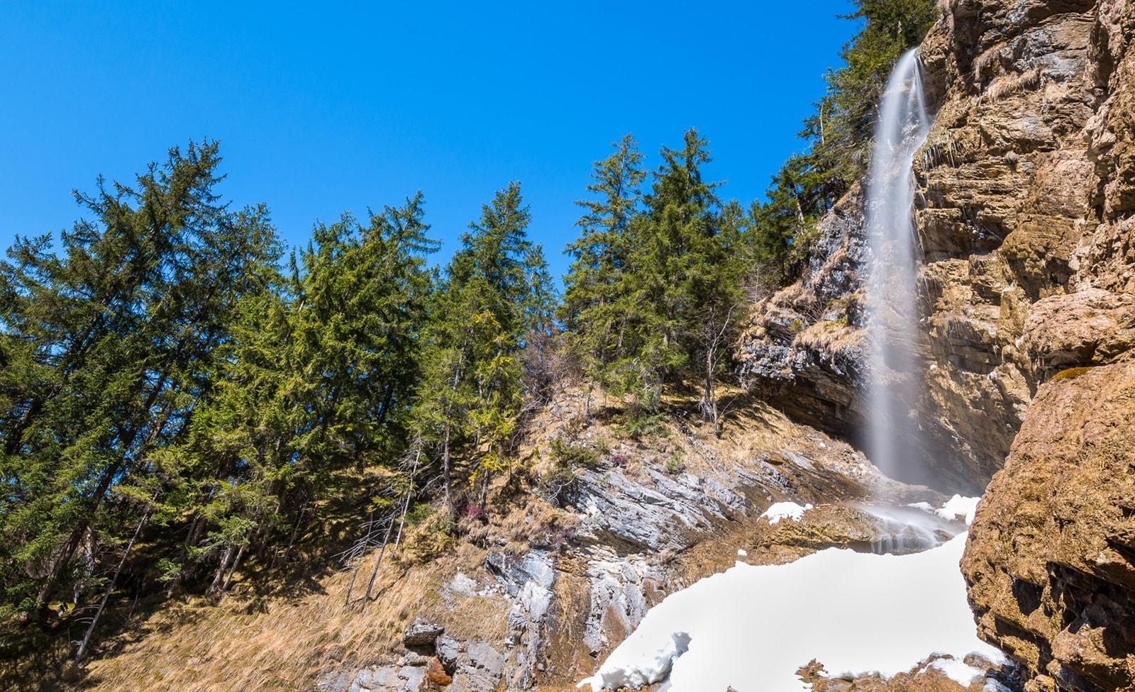 Wasserfall in Zipfelsbach