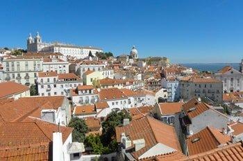 Aussichtspunkte Lissabon