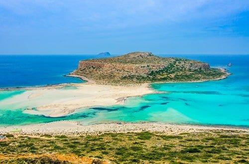 Balos Strand Kreta