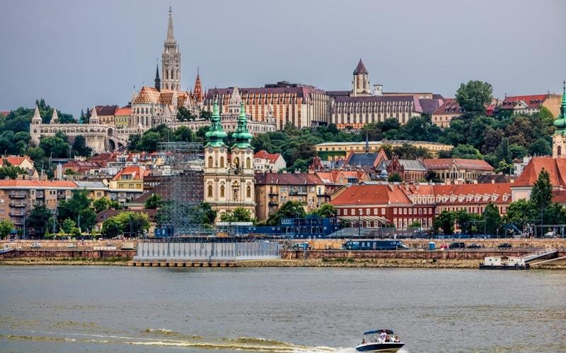 Hauptstadt von Ungarn