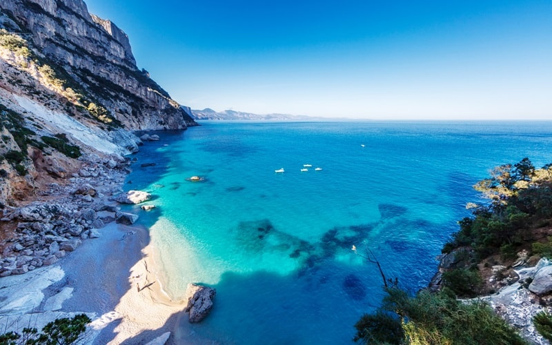 Karte Sardinien Strände.Sardiniens Schönste Strände Top 10 Für 2019 Mit Geheimtipps