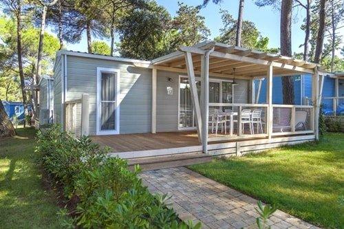 Campingplätze Kroatien Lanterna Premium Camping Porec Ferienhaus