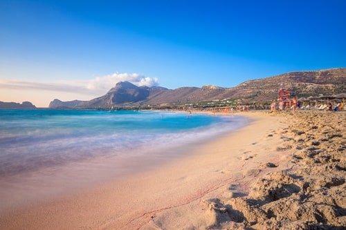 Falassarna Strand Kreta