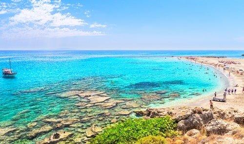 Frangokastello Strand Kreta