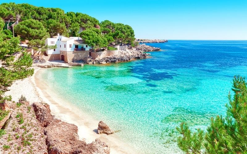 Geheime Strände auf Mallorca