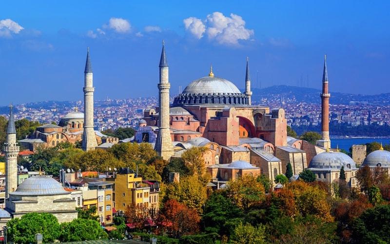Sophienkirche in Istanbul