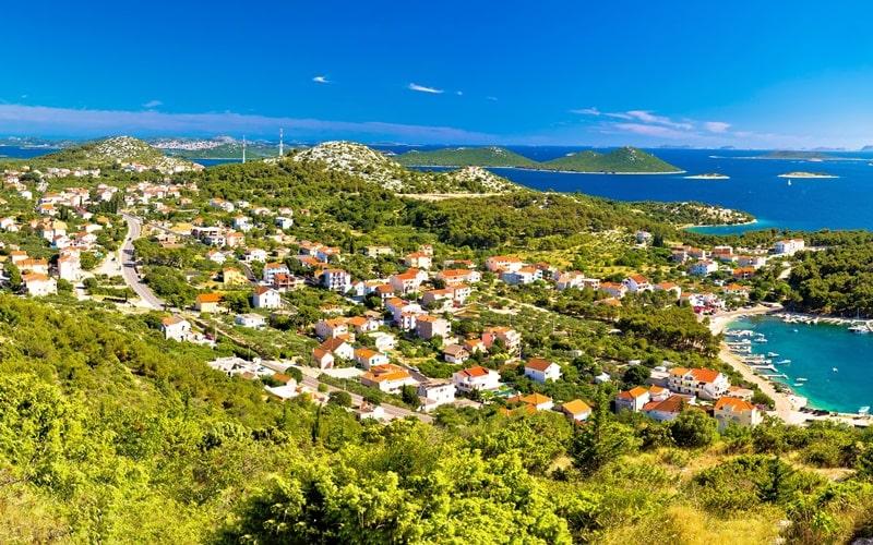 Kornaten Kroatien