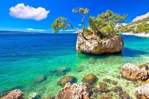 Kroatien Sandstrand Punta Rata