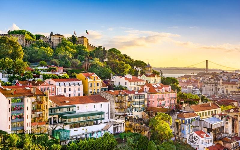 Hauptstadt Portugal