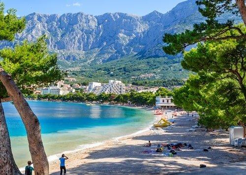 Makarska Riviera und Biokovo-Gebirge