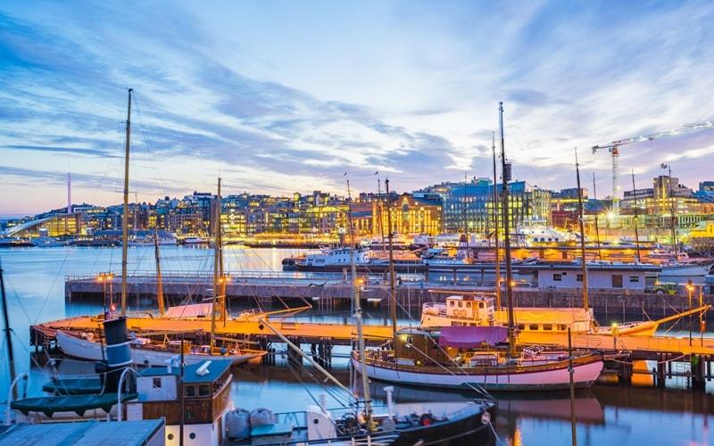 Hauptstadt Norwegen
