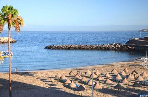 Playa Puerto Colón Teneriffa