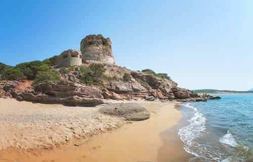 Porto Ferro Sardinien