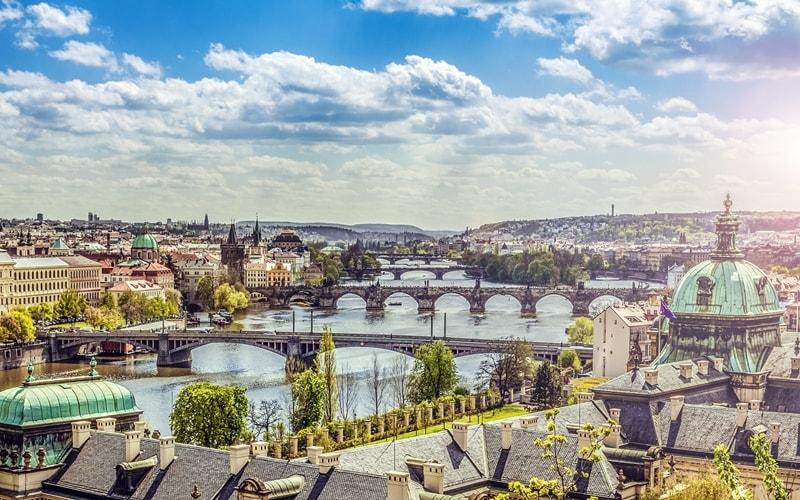 Hauptstadt Tschechien