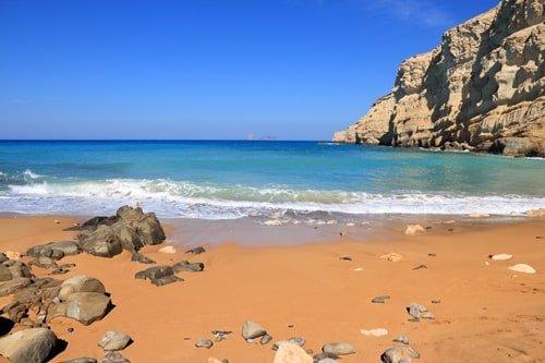 Red Beach Kreta