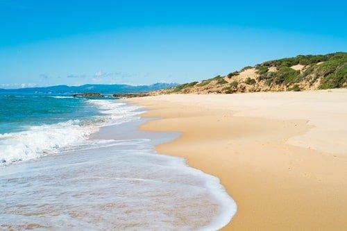 Scivu Beach Sardinien