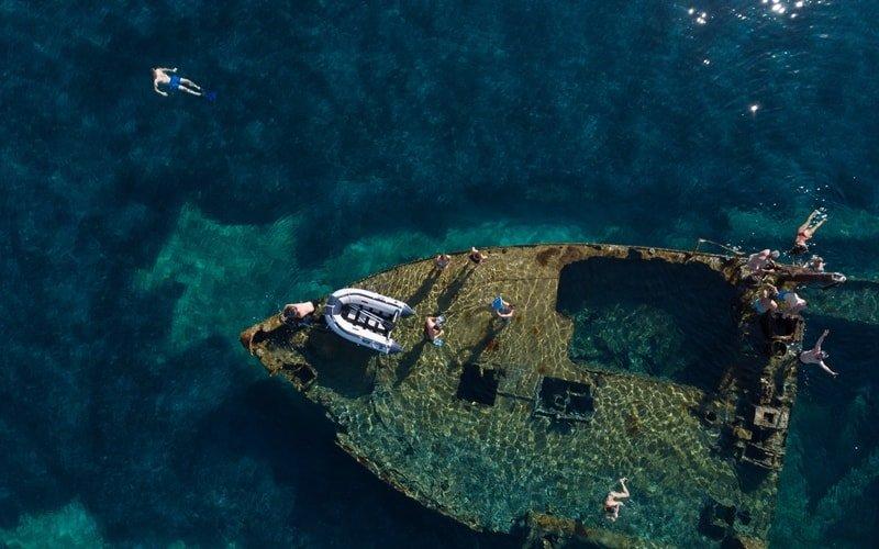 Strände Kroatien Dugi Otok