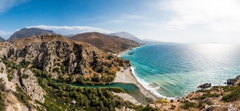 Sweet Water Beach Kreta