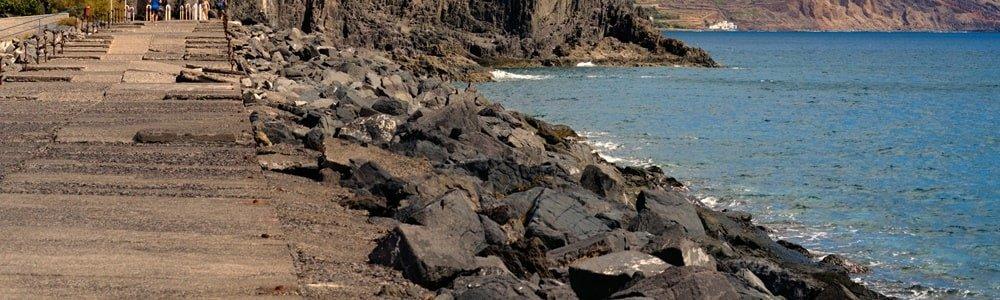 Teneriffa Strände Playa del Guincho