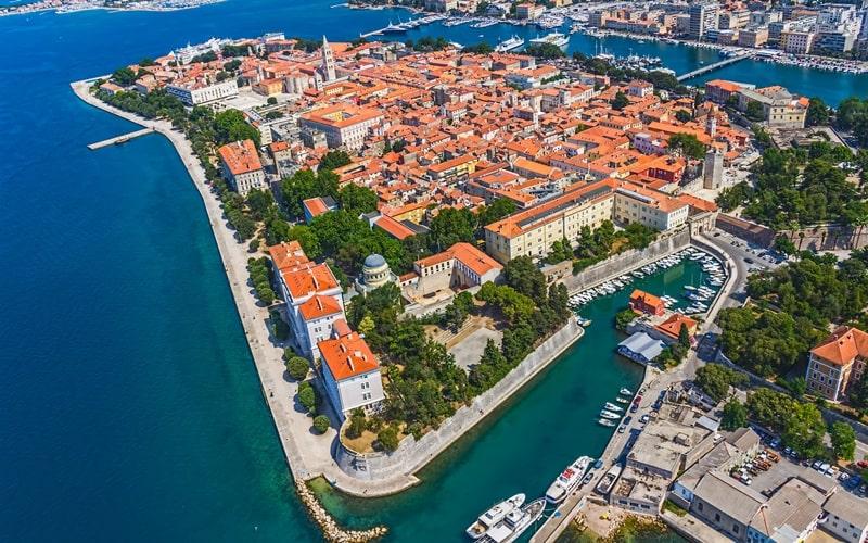 Zadar Kroatien