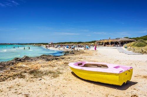 playa es trenc strände mallorca