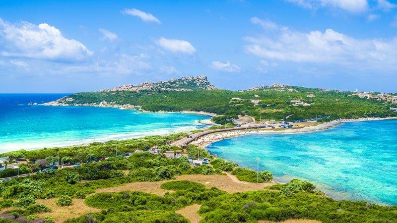schönste Strände Sardinien