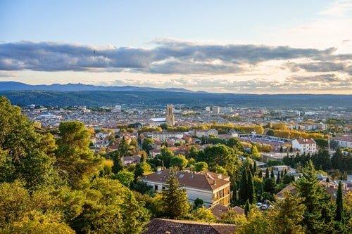 Aix-en-Provence Frankreich