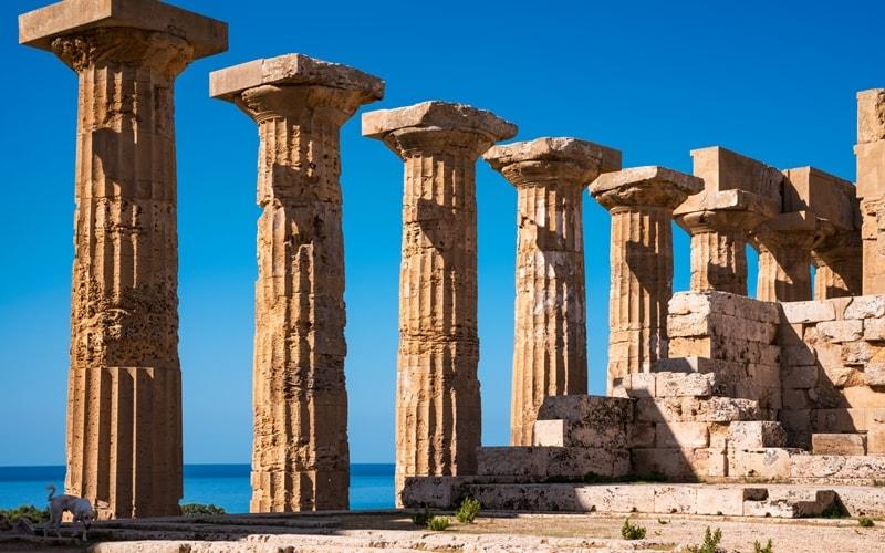 Archäologische Stätten Selinunt