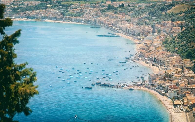 Catania Strand