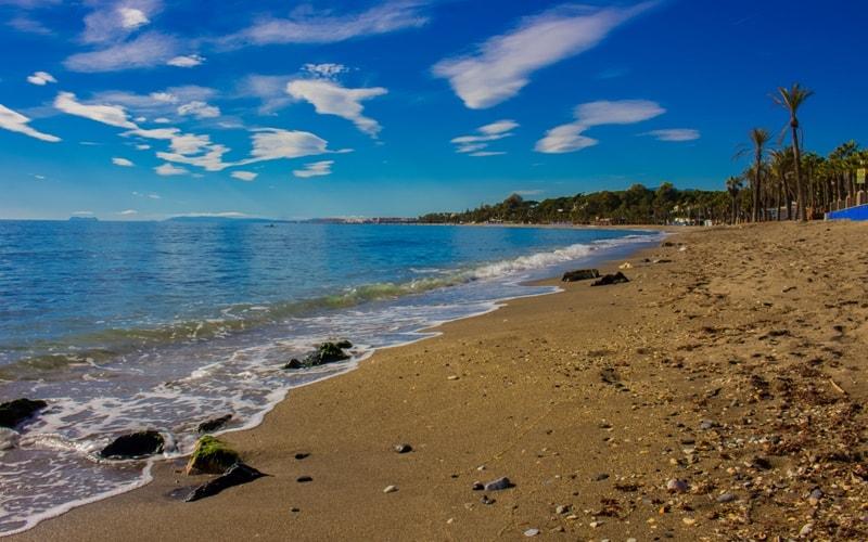 Costa del Sol Strände