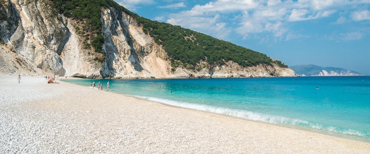 Schönste Strände Peloponnes Karte.Top 10 Griechenland Strände Für Touristen 2019 Mit Fotos