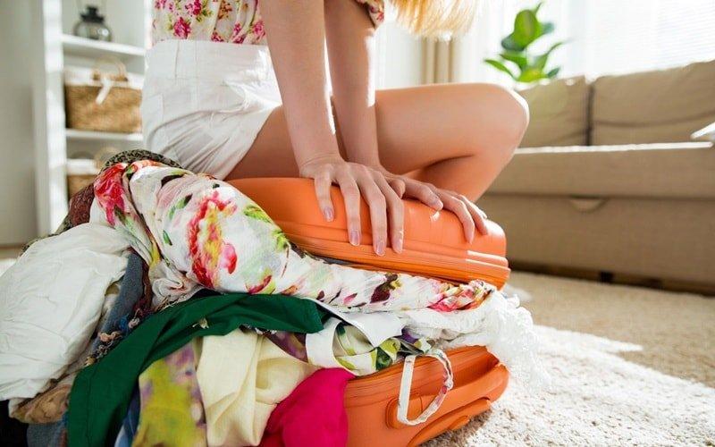 Kofferbestimmungen USA
