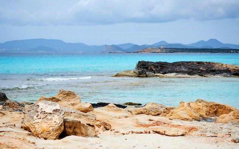 Playa de se Illetes Formentera