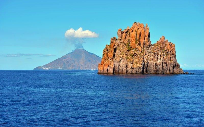 Stromboli Liparische Inseln
