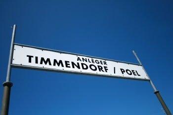 Timmendorf Anleger