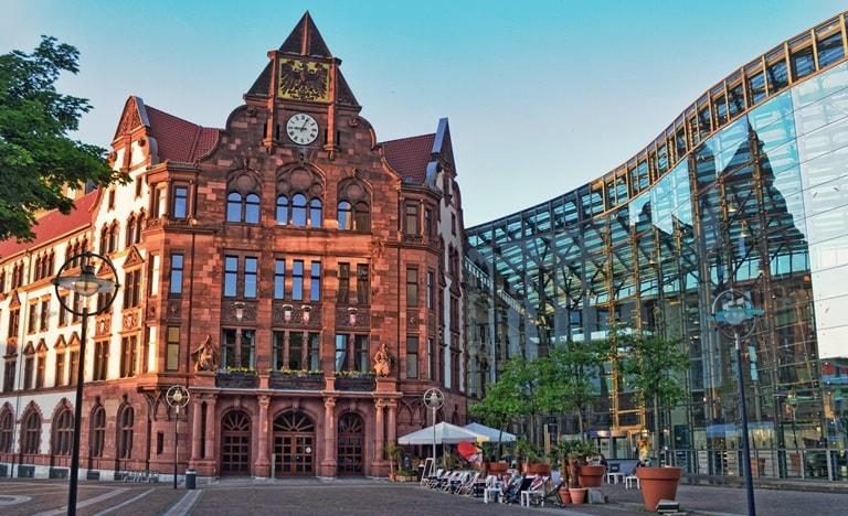 A&O Dortmund Hauptbahnhof