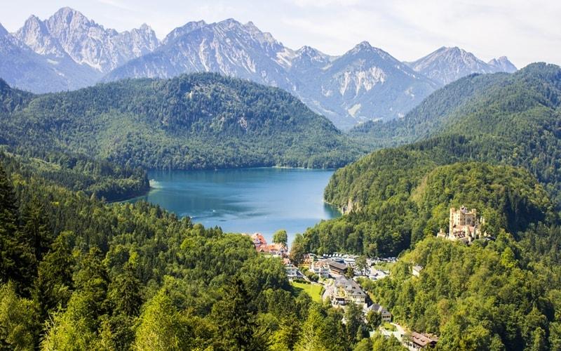 Die 11 schönsten Seen in Bayern für 2019 (Badeseen mit Karte)