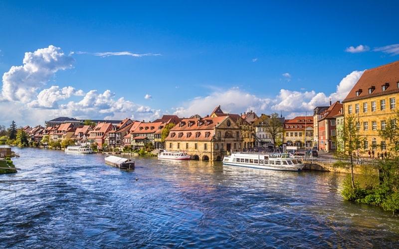 Bootstour Bamberg