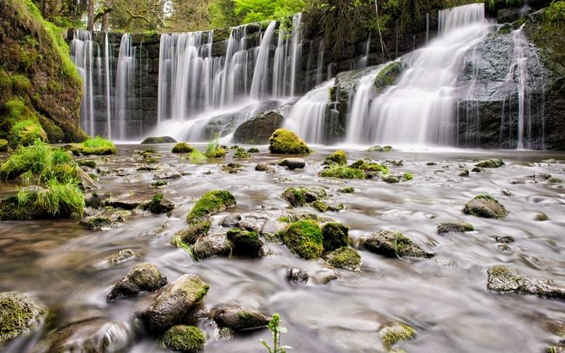 Geratser Wasserfälle