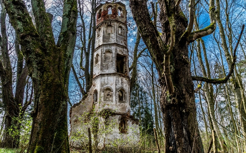 Lost Place St. Georg Aiching Bayern